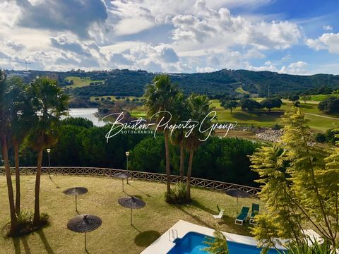 A 3 bedroom, 3 bathroom, first floor apartment, in the privately gated development of Los Gazules. Offering stunning views of the Almenara Golf Course, from a large private terraced area, this spacious apartment is tastefully furnished throughout and...