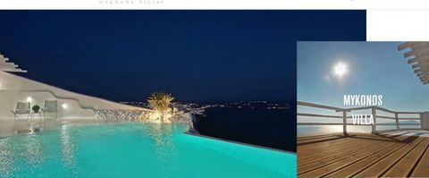 Amazing Private Villa with Pool in Mykonos Covering a spell-binding area of 250 sq.m. this exceptional 7-bedroom villa in Mykonos takes luxury holidays to a whole new dimension. Divided into 3 different levels, the Mykonos Villaencapsulates the essen...
