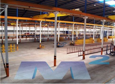 Industrial Warehouse for sale in Talavera De La Reina, with 122 and903 ft2.