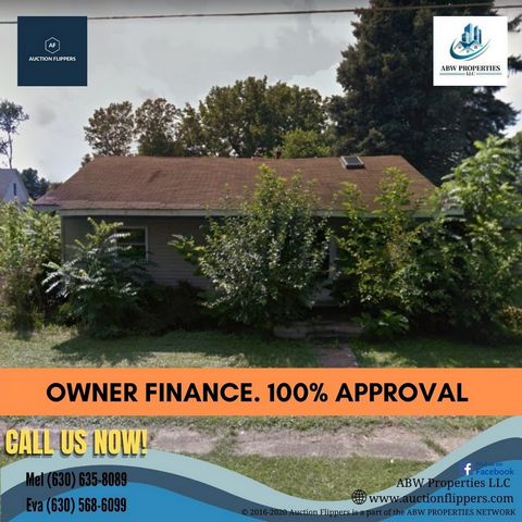 Located in Middletown. Parcel Number: 15-360-004-00 Property Address: 403 Main Street, Middletown, IL, USA County: Logan Lot: 6534 sq ft Area: 871 sq ft (estimated only) Type: Single Family Home Deed will be transferred as a SPECIAL WARRANTY DEED. Fo...