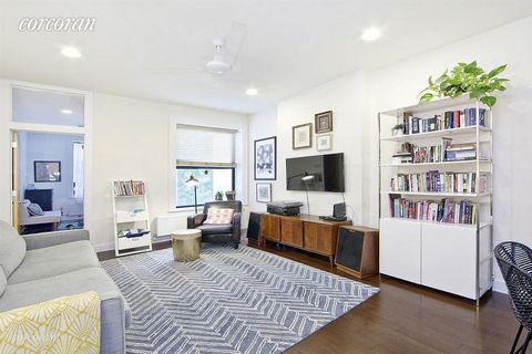 This is the largest 1 bedroom+home office floor plan on the market! Located on beautiful Hancock Street, this spacious 2 bedroom, 1 bathroom home is in excellent condition and move-in ready. This sprawling floor plan features North, South, and West e...
