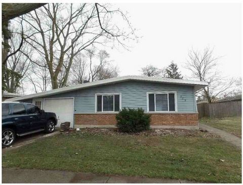Beautiful 3 bedroom ranch style home with attached 1 car garage. Sold As-Is. (TENANT OCCUPIED).