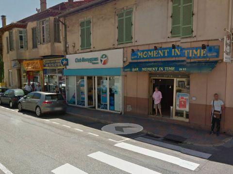 URGENT DROIT AU BAIL CENTRE BOCCA, axe passant ! 139 avenue Francis Tonner 06150 Cannes La Bocca CCE CANNES COMMERCES ENTREPRISES - 04 93 68 68 69 L