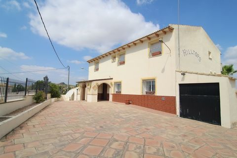 A traditional Spanish country house/finca, located near Calasparra in the North West Murcia region, slightly inland from the Costa Calida. NW Murcia is considered a very attractive area.and#13;A previous owner ran this property as a BandB, it could a...