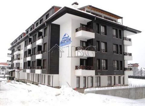 Blagoevgrad. 1-bedroom apartment with own veranda in Aspen House, Bansko IBG Real Estates is pleased to offer this fully furnished one-bedroom apartment, located on the ground floor in Aspen House Complex, Bansko. The complex is opposite the ski stat...