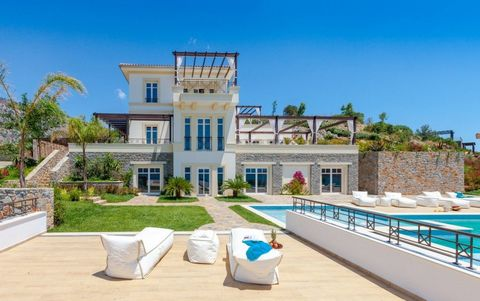 Located in Agios Nikolaos. On the shore of the calm Gulf of Mirabello near Elounda you will find Crete's premier elite residential community. The residential complex consists of fifteen villas whose splendor sets them apart even from magnificent Elou...