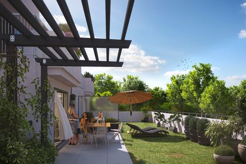 Appartements T1-T2-T3 - COULOMMIERS (77120)