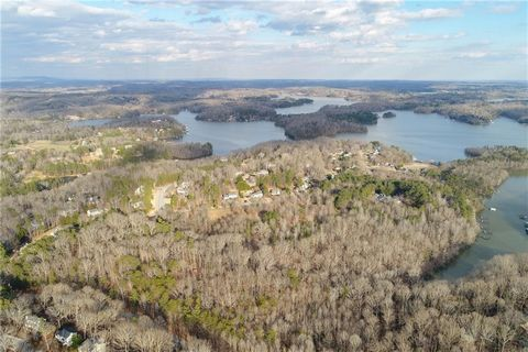 Located in Gainesville. LAKE LAKE LAKE...build your new dream home today in this unique subdivision..Hardy Road Estates with covenants. Choose from 2.87 to 5 acre lake estate sized lots that offer double and single slip docks. Located in North Hall s...