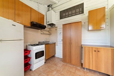 This chalet in Villammare is only a few steps away from the sea and is an ideal place to spend the holidays. The chalet is suitable for families with children due to the presence of the playground and is also surrounded by a large garden for relaxati...