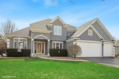 One of the Largest Homes in Rose Hill Farms Subdivision! This Exclusive Custom Built Home Features an Indoor Volleyball/Basketball Court, Outdoor In Ground Heated Swimming Pool, Rec Room and More!!! With 7 Bedrooms and 4.2 Bathrooms including an Ensu...