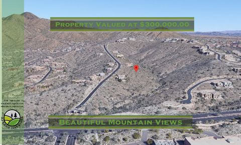 Located in Fountain Hills. Spectacular Arizona sunset is waiting for you! Own this amazing 2.249 Acre Lot and build your dream home on this Hillside Fountain Hills Lot, in the peaceful luxury and quiet prestigious Crestview, a gated community in Foun...
