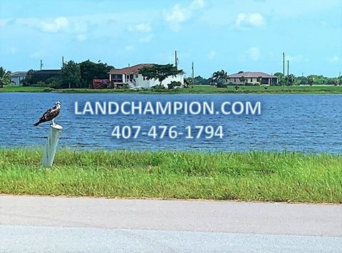 Located in Placida. TERMS: Cash DiscountOne Lot – $4,497Both Lot – $8,500Owner Financing Options:One Lot:$250 Down, $210 per Month for 24 Months$250 Down, $150 per Month for 36 Months$250 Down, $125 per Month for 48 MonthsBoth Lots:$500 Down, $395 pe...