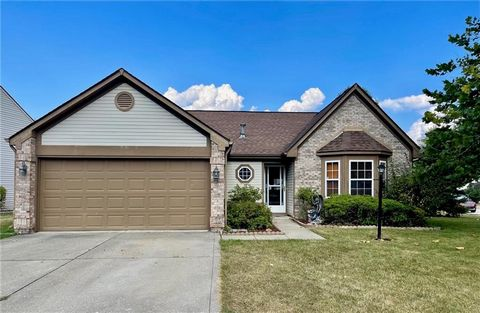 Beautiful 3BR, 2Bath ranch home located in popular Decatur Township! Open concept floor plan, with amazing cathedral ceilings. Entertain in your oversized kitchen, or enjoy a nice evening under the gazebo in your fully fenced backyard. Roof is only 5...
