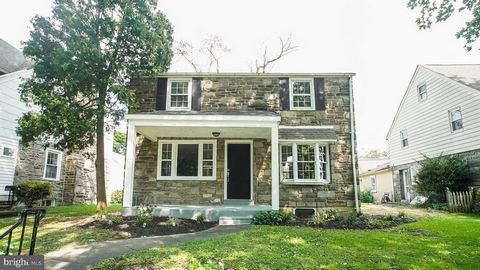Have you dreamed of living in Lower Merion School District but haven't had the right opportunity? Now's your chance! Come check out this recently renovated 3 bed, 2.5 bath home waiting for you! This stone gem, located on a quiet street, greets you wi...
