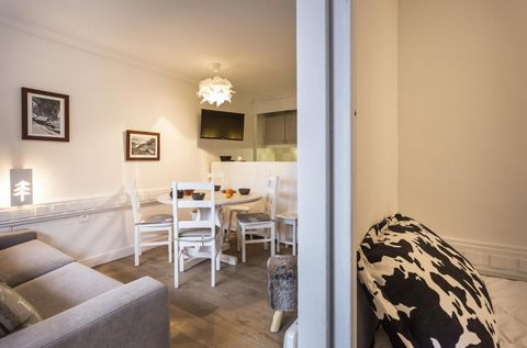 The residence Le Thuria is located in Charmettoger district in Les Arcs 1800, nearby