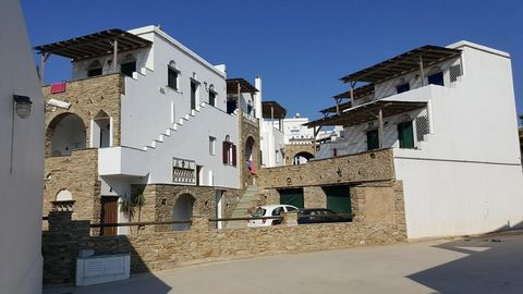 Tinos island, Laouti area. For sale a complex with a capacity of 14  rental apartments, three staff rooms and a reception area. The property can accommodate a total of 50 people, has parking spaces, water tank with an autonomy of 100 cubic meters. It...