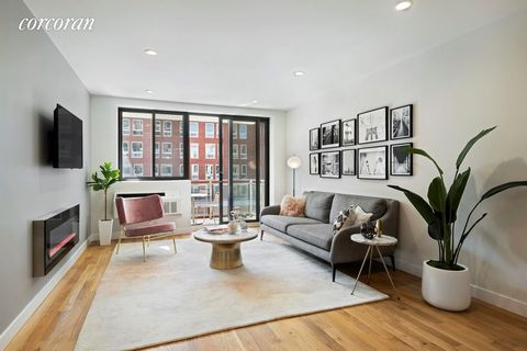 Located in the heart of the culturally rich, close-knit community of Astoria, Queens. SoFo Tower was designed by Angelo Ng & Anthony Ng, Architects Studio. This 7-storybuilding is comprised of 26 artfully crafted residences and visually striking faca...