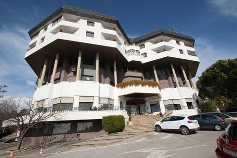 Hotel in Barcelona on the hillside of Montserrat, surrounded by natural landscapes. A perfect place for anniversaries, weddings, presentations and other public events. The hotel complex set on the area of 11 hectares. The hotel has 6 floors with a to...