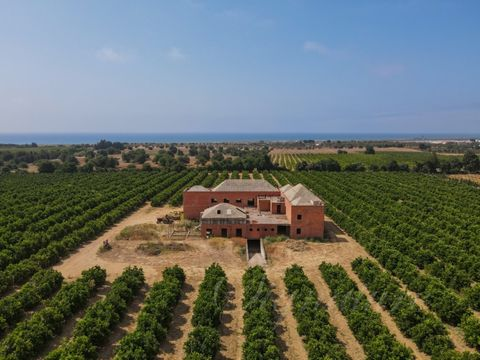 Hotel with 16 suites in the heart of the Ria Formosa Natural Park. Inserted on an orangery of 15 ha, with spectacular views to the sea and the countryside. The 16 suites have an independent living room and a balcony. The hotel and /or B&B has a dinin...