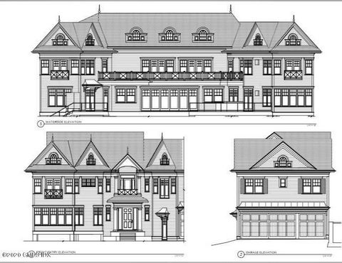 TO BE BUILT -Exceptional opportunity to build a new home in the Belle Haven Association. 1.2 acres of waterfront property offers 220' of direct Long Island Sound access. One of only 8 properties nestled in the historic Quarry Farms gated neighborhood...
