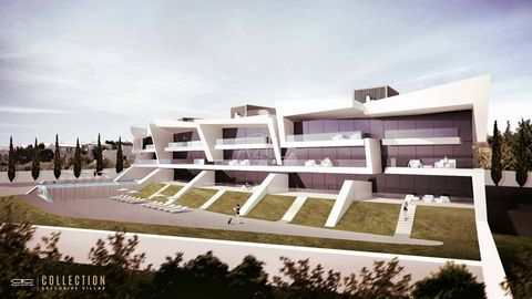 Located in Loulé. An approved project for the construction of contemporary, high quality apartments with sea views, located on the edge of the popular village of Boliqueime. The project includes a total of between 13 and 15 apartments (depending on t...