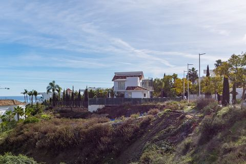 LOS FLAMINGOS ... PLOT The plot measures 1,366 sqm and the process to receive a building license to start construction is easy and quick due to the consolidated character of the area and the fact that permission is granted by Benahavis town hall.