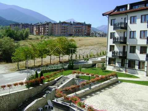 Blagoevgrad. Large Furnished Studio in All Seasons Club, Bansko IBG Real Estates is pleased to offer this beautifully furnished studio apartment located on the second floor in complex All Seasons Club, Bansko. The complex is situated 15 minutes' walk...