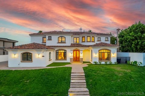 The BEST of The Meadows - Exquisite and Elegant Design in a premium location overlooking the 17th hole of the exclusive Tom Fazio designed golf course. This custom home at the exclusive guard gated Meadows Del Mar is a MUST SEE. Crafted finishes and ...