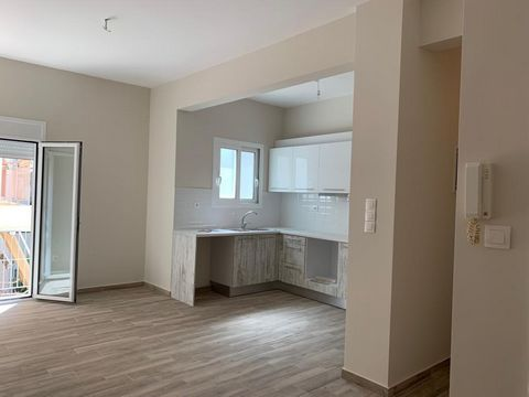 For sale Apartment of 48 sq.meters in Athens. The apartment is situated on the 2nd floor. It consists of one bedroom, living room with kitchen, one bathroom. The flat has an interior layout. There is heating. The apartment is located 200 meters from ...