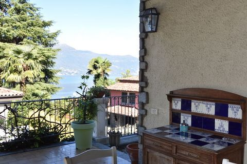Charming villa offering mountain and lake views set in the picturesque and popular village of Caldè. Spacious accommodations and pleasant furnishings. Guests will find relaxation and tranquillity in this holiday home. Pretty and well-maintained 2000 ...