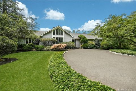 Set in a private Park Like setting and in impeccable condition this contemporary ranch is located just 5 minutes from the Westport line. Extensive renovations have been done inside and out over the past several years to make it just what every buyer ...