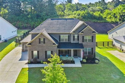 Beautiful home in the highly sought after Carmichael Farms Community! 5 bed /4 bath, media room and 3 car garage. This immaculate like new home features an open concept floor plan with hardwoods, neutral colors throughout and many upgrades. Too many ...