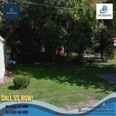 Located in Springfield. Parcel Number: 14-27.0-254-016 Property Address: 1111 East Phillips Street, Springfield, IL 62702, USA County: Sangamon Lot: 3920.4 sq ft Type: Vacant Land Market Value: $3,201 Deed will be transferred as a SPECIAL WARRANTY DE...