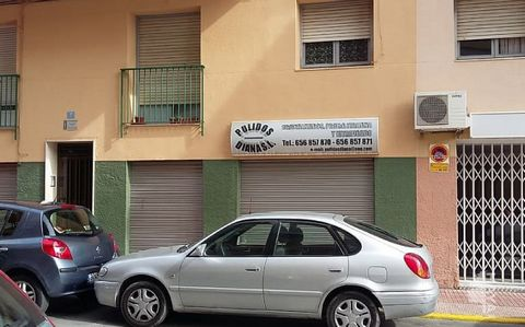 Commercial premises to reform located on the ground floor of the building, with direct access from Labradores street. It is located in the municipality of San Vicente del Raspeig, province of Alicante.
