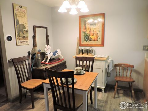 A great opportunity to own a condo in Estes Park! Updated unit features laminate flooring, and AIR CONDITIONING! Can be used as a primary residence, vacation home or long term rental. HOA allows vacation rentals (No permit is in place) would need to ...