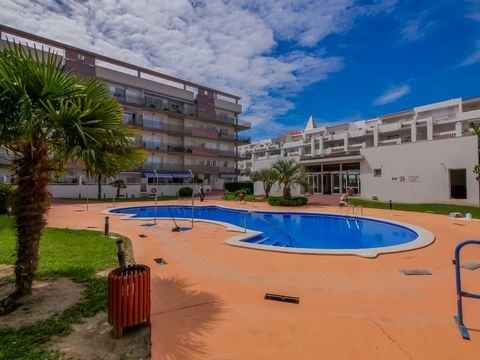 The apartment is located in Rosas (in Catalan Roses), a Spanish municipality in the province of Gerona, Catalonia. The apartment is part of a residential complex in a residential neighborhood, at 1,20 km from the sand beach, 2 km from the city, 1 km ...