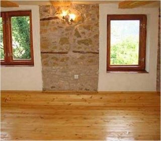 This is top of the hill without a proper road leading to it, needs someone to do a road or just walk uphill 200 metres. Also repair works on the house needed. Otherwise, very picturesque. a 3-bedroom mountain house for sale in Podvis, Smolyan, it is ...