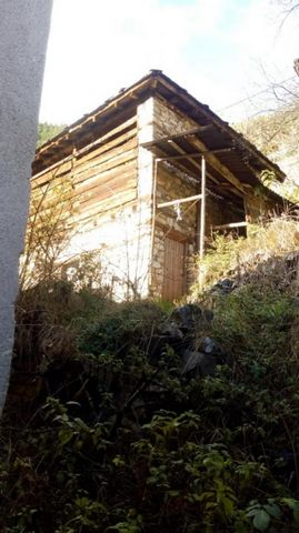 PROPERTY IN A VILLAGE NEAR SMOLYAN It is a nice 3 storey house . Each floor consist of a 2 rooms and wide halls. The rest room and the bathroom are external. It is a twin property. It has a big balcony with a southern exposure. It is 162 sq.m. big. T...