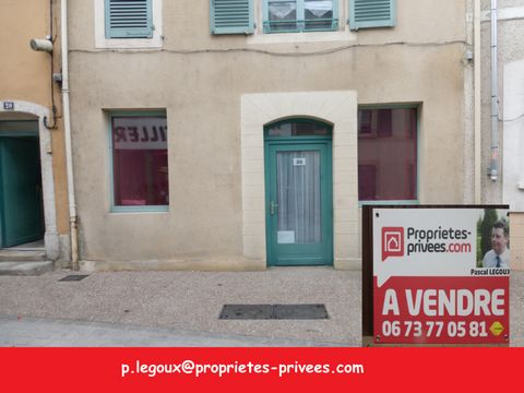 Immeuble Commercy 320 m2